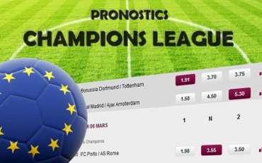 Guide ultime du pronostic Champions League !