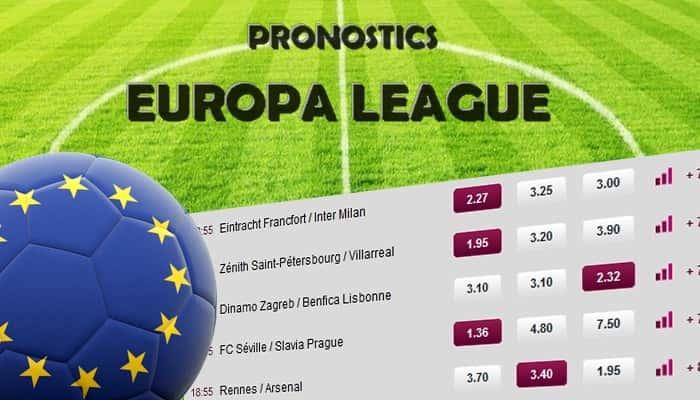 Tout ce que vous devez savoir sur les pronostics d'Europa League