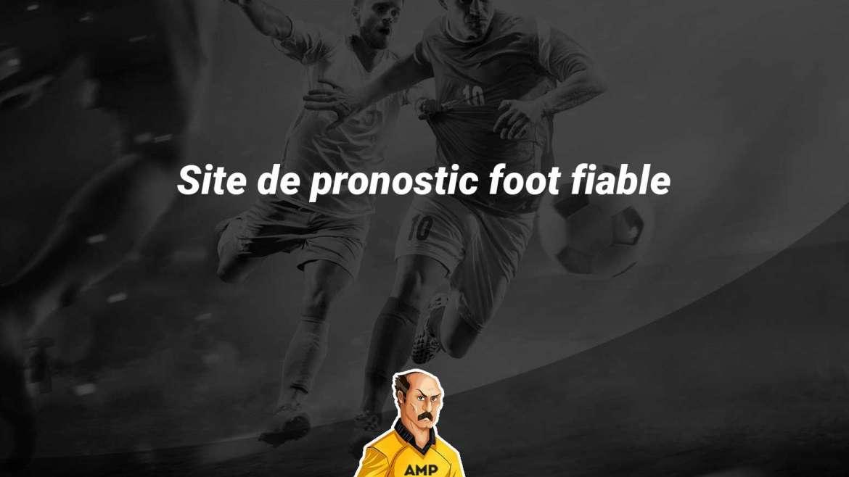 Les sites de pronostic de foot les plus fiables sur le marché