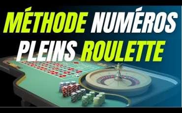 La méthode des numéros pleins est-elle efficace pour gagner à la roulette ?