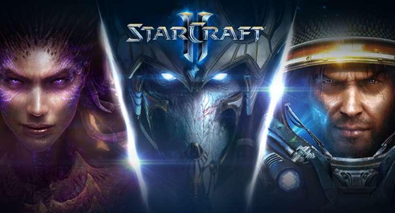 Comment fonctionnent les jeux eSport Starcraft 2 ?