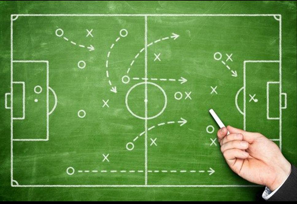 Les formations tactiques dans le football